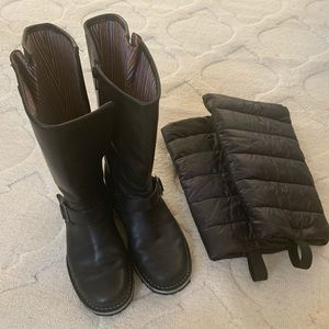 Merrell Boots Size 7 Excellent Used Condition.